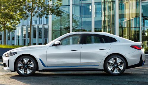 Samochód elektryczny BMW i4 eDrive40