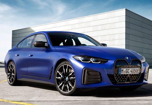 Samochód elektryczny BMW i4 M50