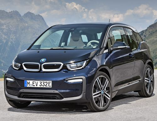 Samochód elektryczny BMW i3 (120 Ah)