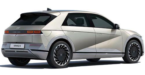 Samochód elektryczny Hyundai IONIQ 5 (73 kWh 4WD)