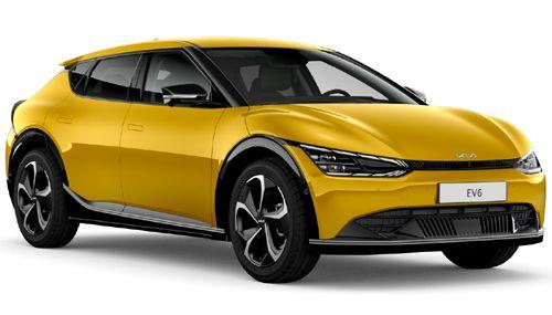Samochód elektryczny KIA EV6 (58 kWh RWD)