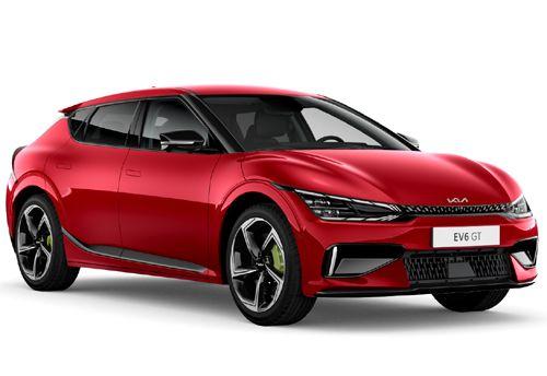 Samochód elektryczny KIA EV6 GT (77.4 kWh AWD)